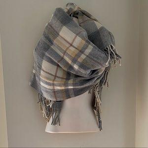 NWOT ASOS Oversized Rectangular Blanket Scarf/Wrap
